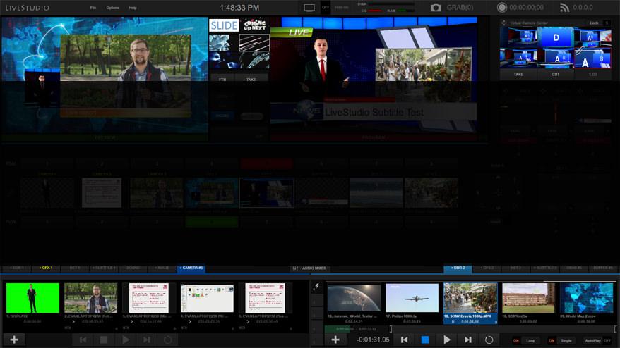 LiveStudio | ACME Video Solutions
